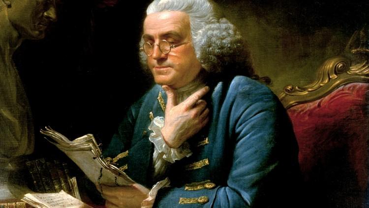 Samodyscyplina Benjamina Franklina